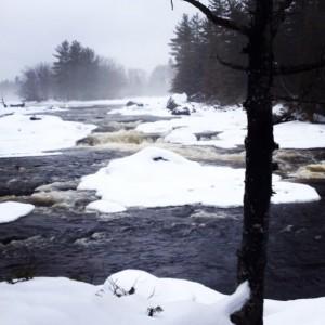 East Branch of Penobscot River