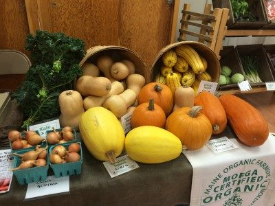 Maine Farmers' Markets: Not Just a Summer Thing!