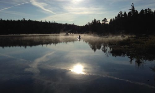 Russell Pond, Baxter State Park