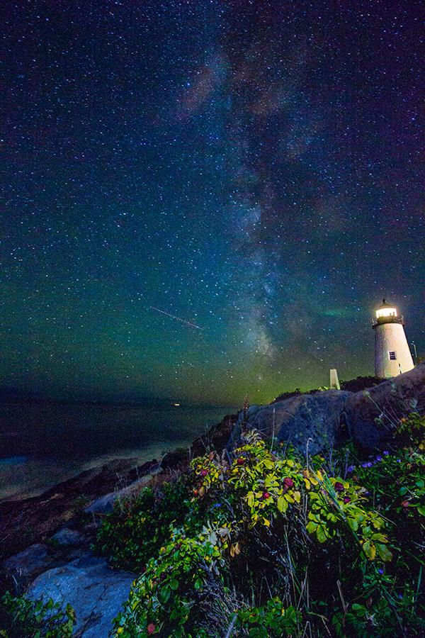 Milky Way Pemaquid