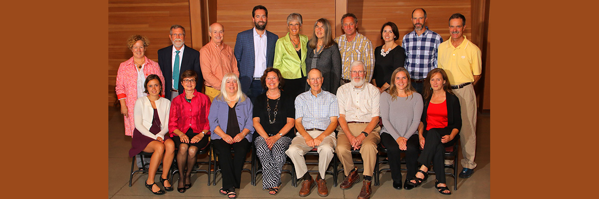 2016 Conservation Leadership Award winners