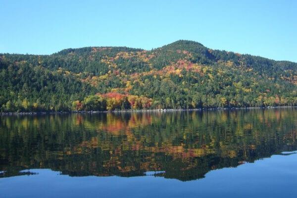 Nahmakanta Lake by Paul Johnson