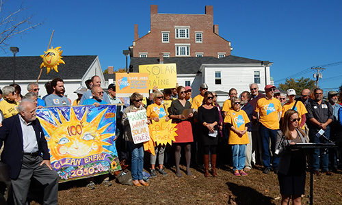 Maine Community and Business Leaders Slam PUC for Proposed Solar Rollback