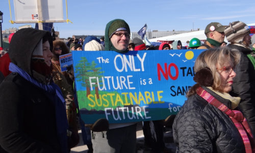 April 27, 2017: RESIST: Skills to Fight Back for Maine's Environment, Bangor