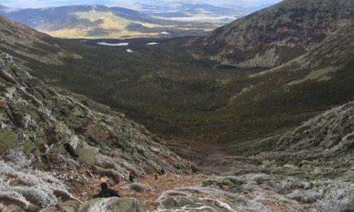 Saddle Trail, Katahdin
