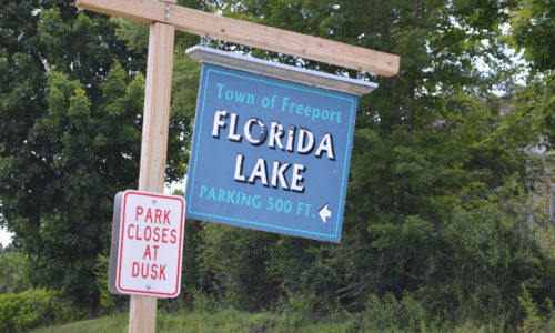 Florida Lake, a Land for Maine's Future site