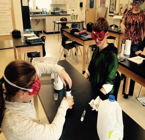 aquaponics at Edna Drinkwater School