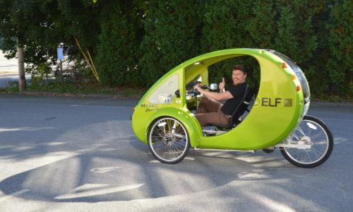 ELF clean energy raffle