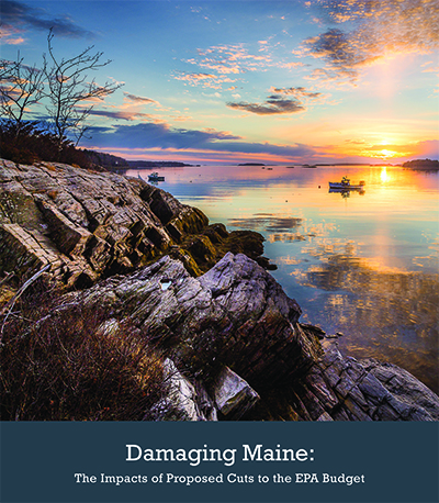 Damaging Maine report