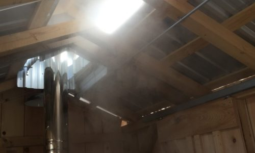 sugar shack roof