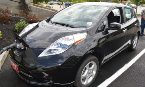 Saturday, September 16: Electric Vehicle Expo and Ride and Drive, South Paris