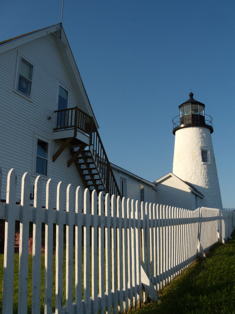 Pemaquid Lighthouse by Tom Meredith