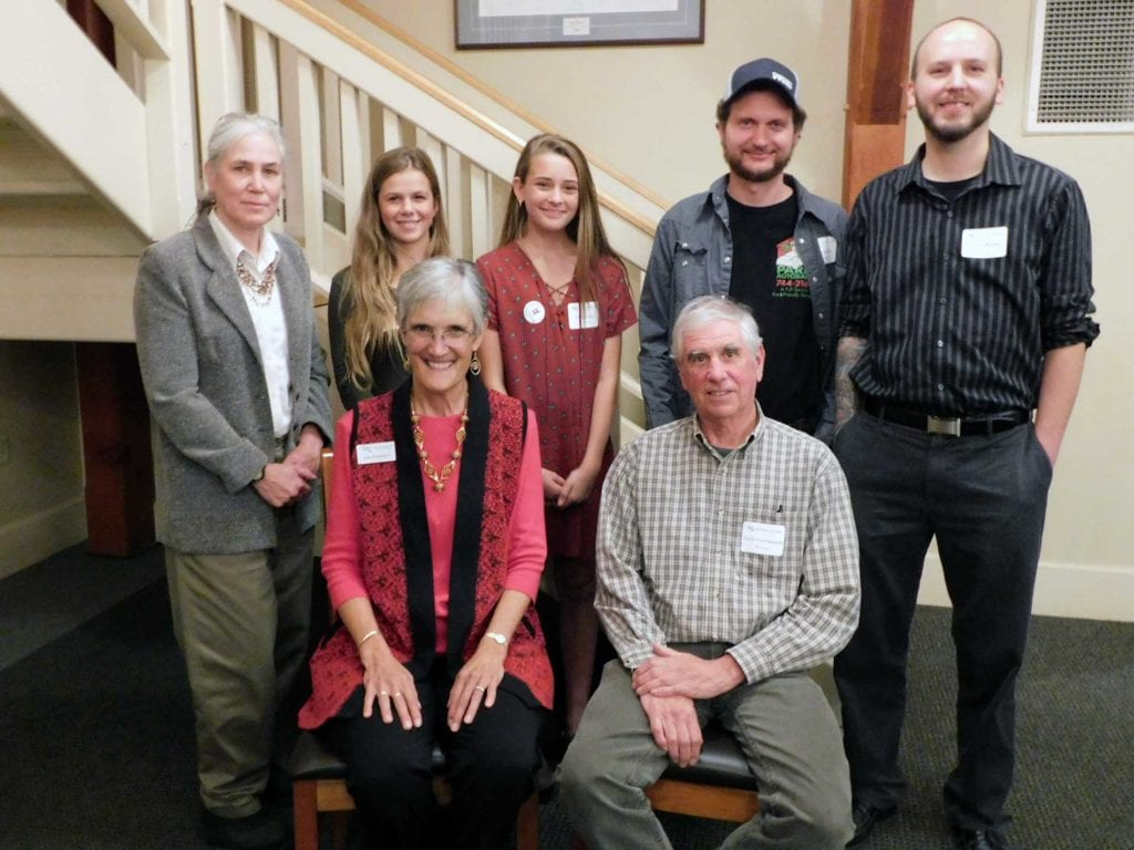 2017 Conservation Leadership Award winners