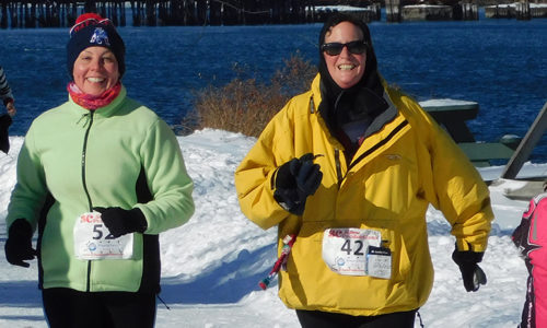 December 31, 2017: Polar Bear Dash in Portland's East End
