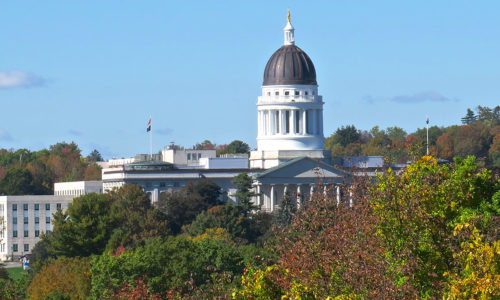 State House by Judy Berk