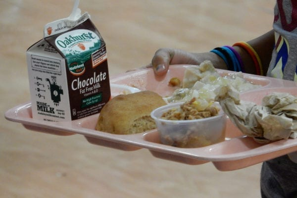 school food waste