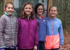 Loranger Memorial School students