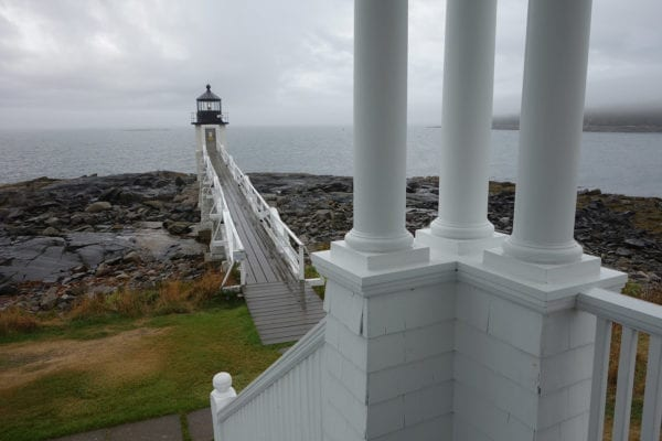 Marshall Point Lighthouse by Don Drake