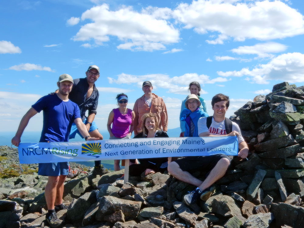 NRCM Rising hike at Mount Abraham