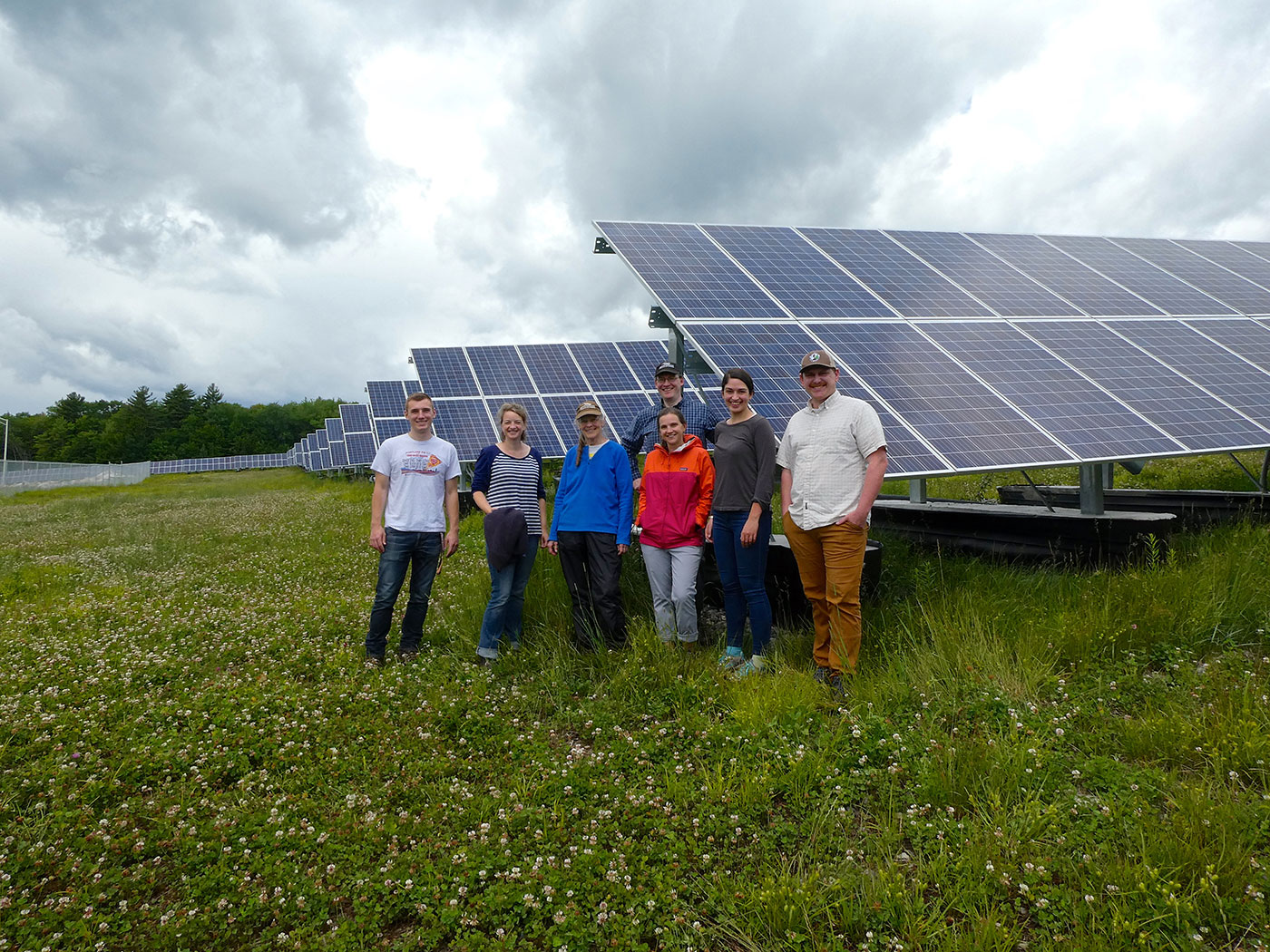 Solar Energy is Looking Up in Madison, Maine