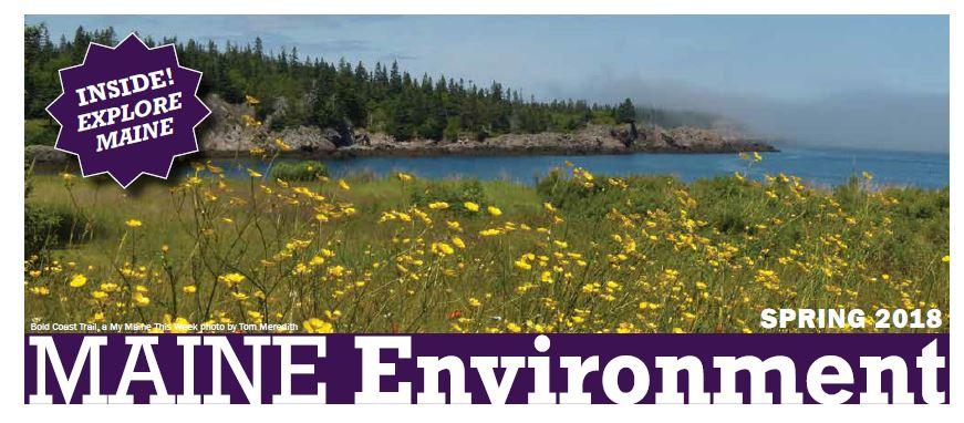 Spring 2018 Maine Environment