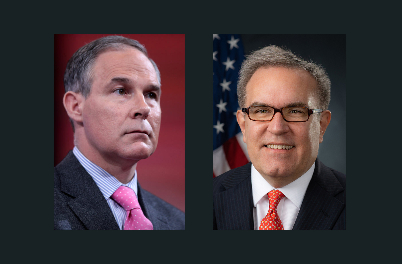 Meet the New EPA Boss, Same as the Old Boss