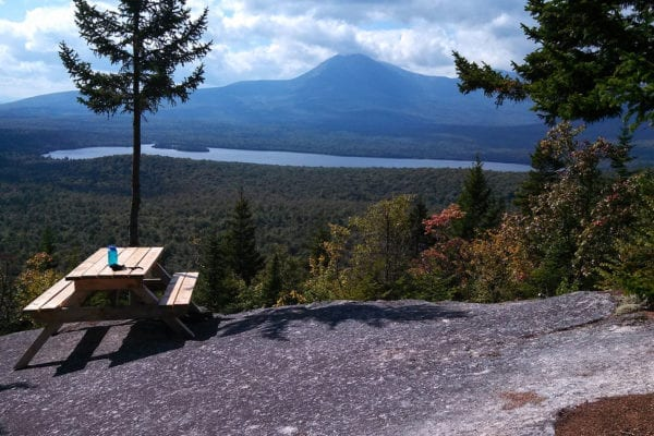 Barnard Mountain at Katahdin Woods and Waters National Monument