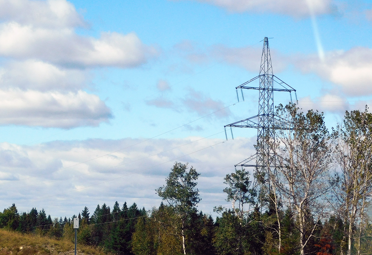 CMP transmission line proposal