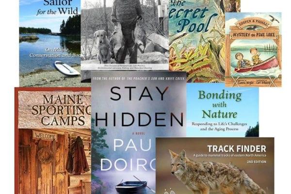 books in Explore Maine 2018
