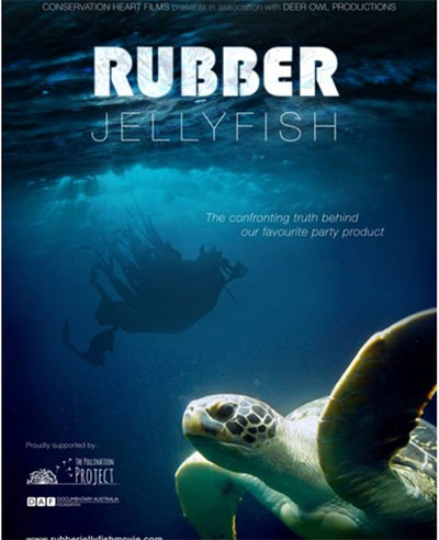 Rubber Jellyfish film