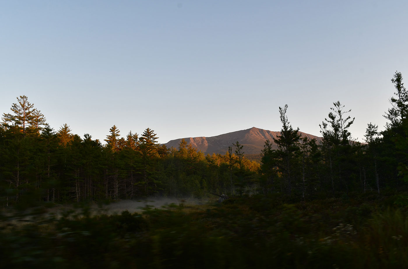 Katahdin by Jennifer Dillon