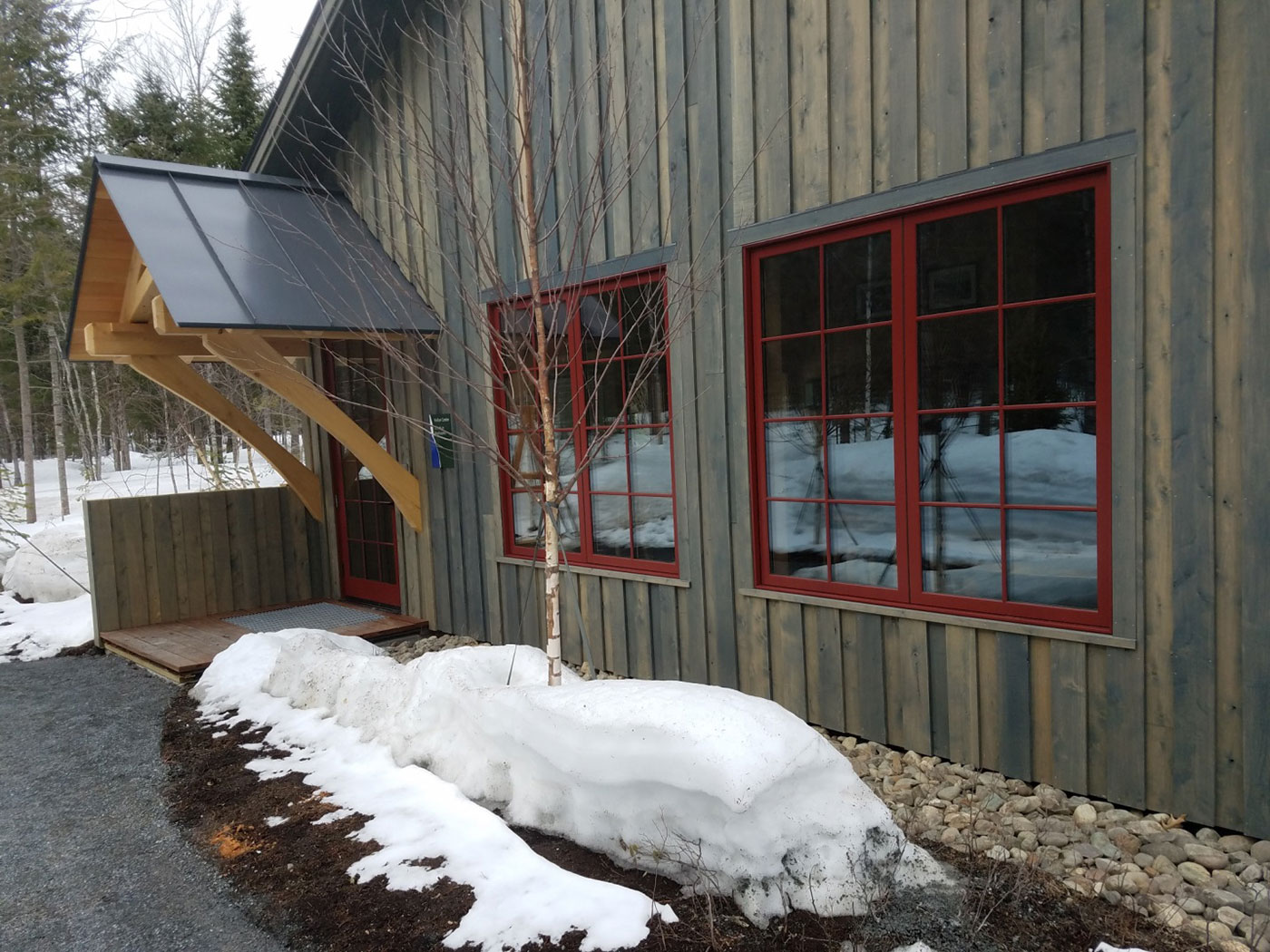 Penobscot River Trails Visitor Center