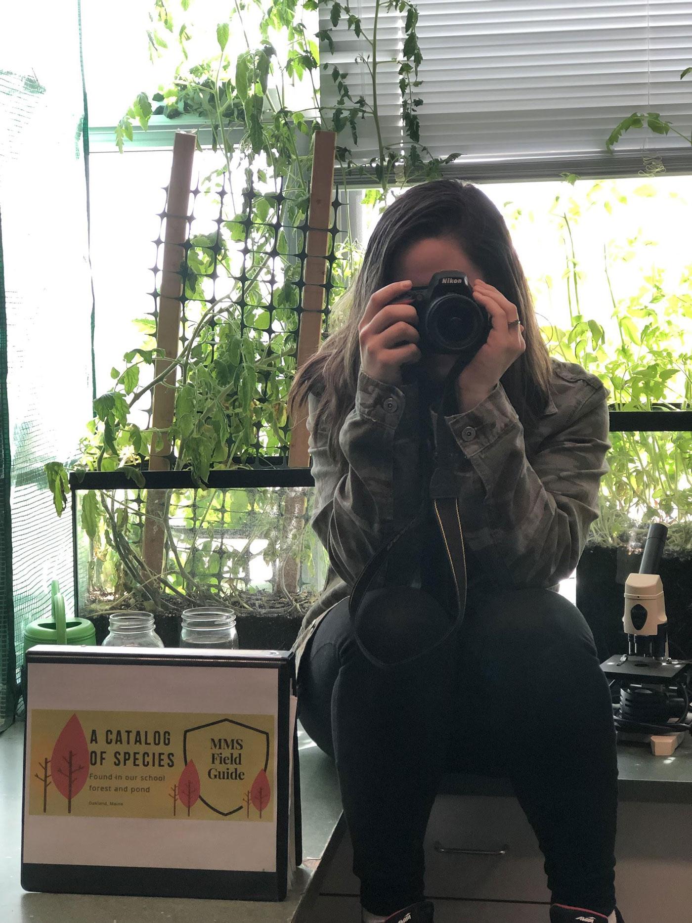 Camera at Messalonskee