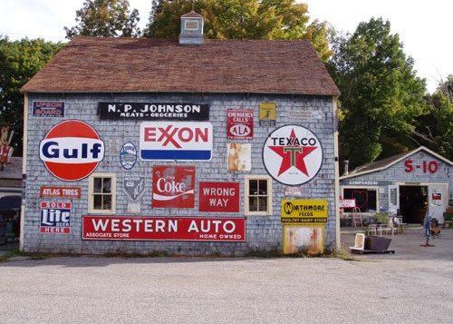 Garage near Ellsworth