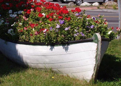 Lincolnville Beach boat