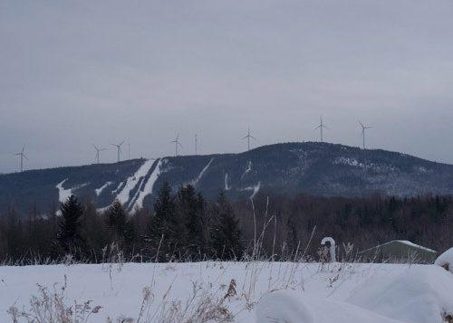 Mars Hill wind farm