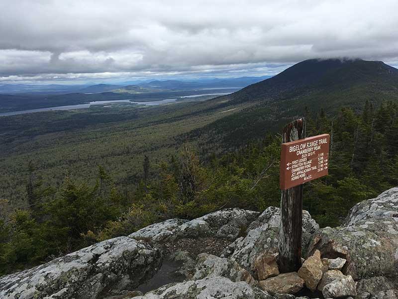 Cranberry Peak