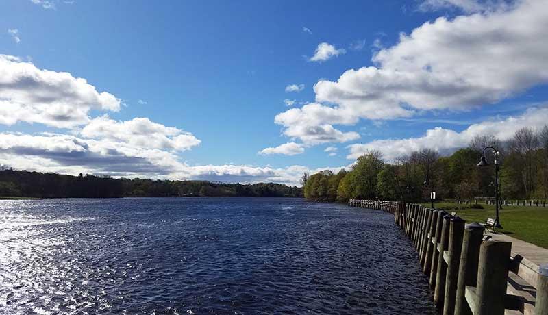 Gardiner Waterfront Park