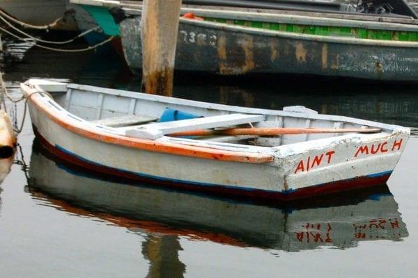 Stonington boat