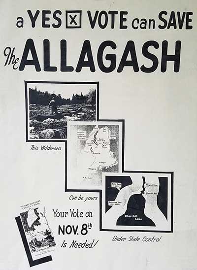 Allagash poster