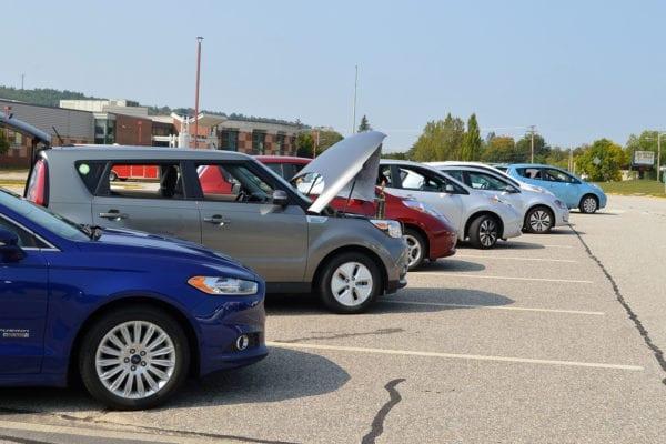electric vehicle rebates