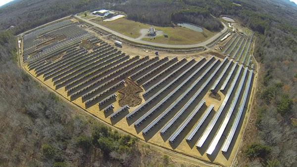 Madison solar