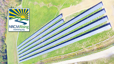 South Portland solar array