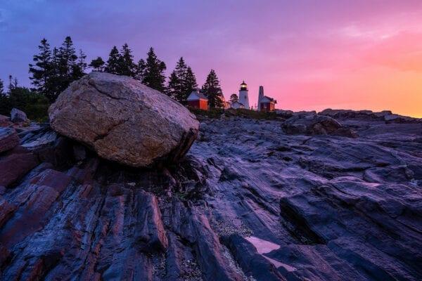 My Maine This Week: Pemaquid by Bennett Christiansen