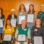 2019 Conservation Leadership Award winners