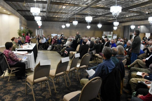 Army Corps public hearing on CMP line