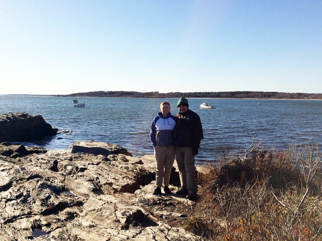 Birding at Kettle Cove
