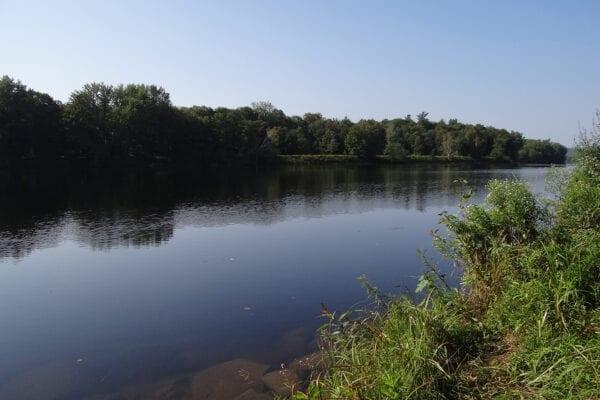 Androscoggin River Access. Photo by Beth Comeau