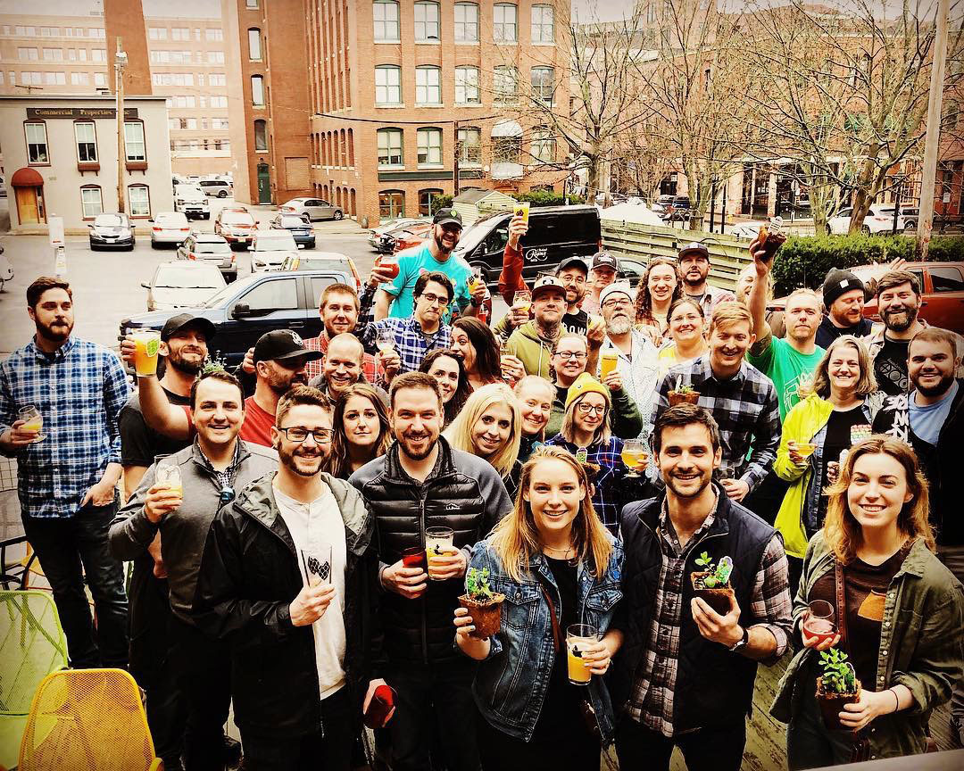 Maine Brewshed Alliance celebrates Earth Day