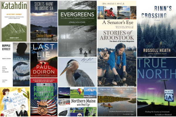 Explore Maine 2020 books